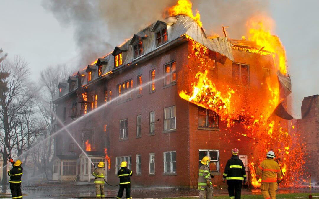 Innovation in building fire protection: Solutions can be superior to standard practice